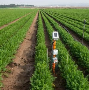 Re-inventing agriculture - smartphone farming